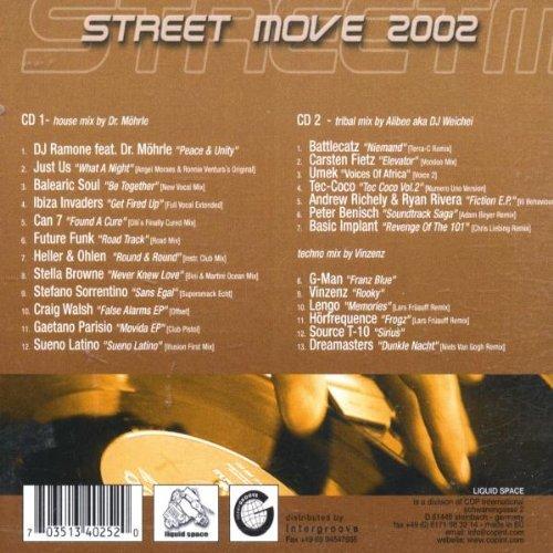 Various Artists - Street Move 2002 - Amazon.com Music
