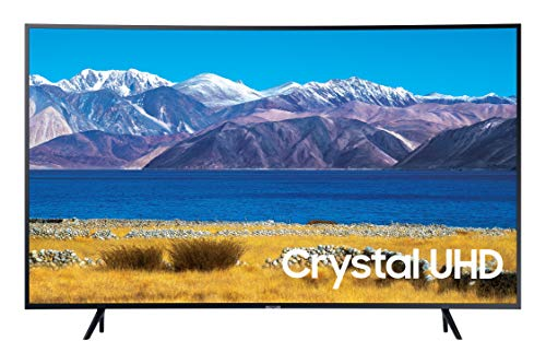 Samsung 65TU8300UX 65 Inch Curved 4K UHD Smart TV (2020)