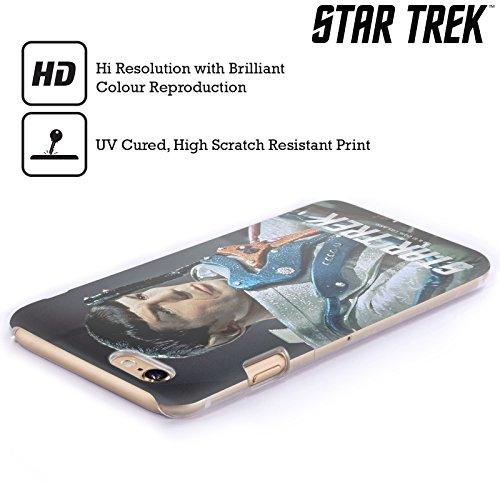Officiel Star Trek Costume Spatial Embossed Spock Étui Coque D'Arrière Rigide Pour Apple iPhone 4 / 4S