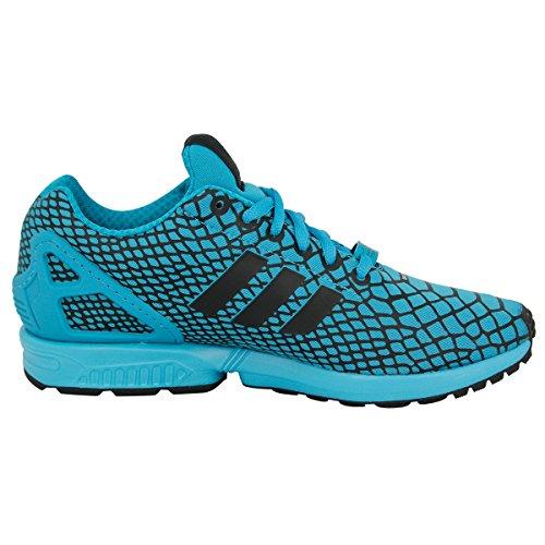 FLUX Shoes TECHFIT Sneakers ZX Originals Blue Adidas Men 8twqPExW0