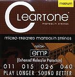 Cleartone Mandolin Phosphor Bronze Strings Medium