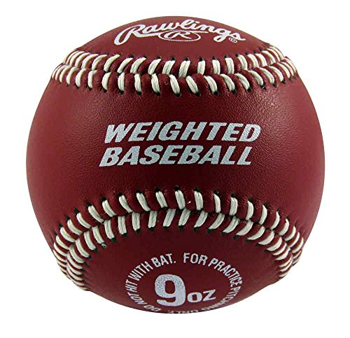 Rawlings Weighted Training Baseball (9 oz) by Rawlings