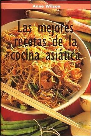 Mejores Recetas Cocina Asiatica (Mini) (Spanish) Paperback U2013 2013