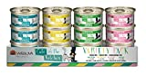 Weruva Cats in the Kitchen, Variety Pack Cat Food, 3.2oz Can (Pack of 12)