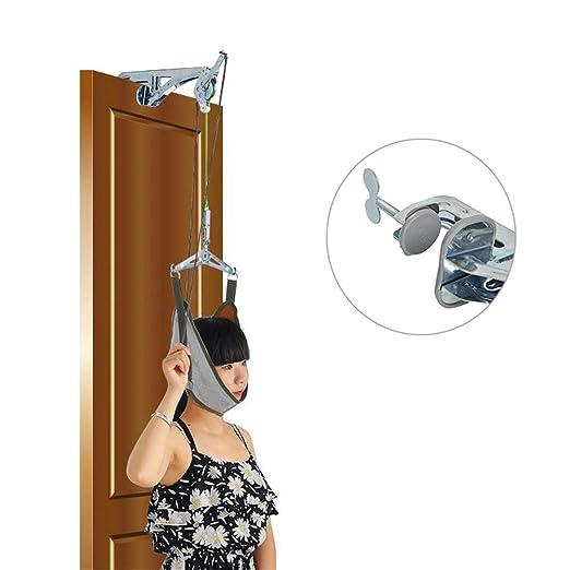 WM&LJP Kit De Unidad De Dispositivo De Tracción Cervical para ...