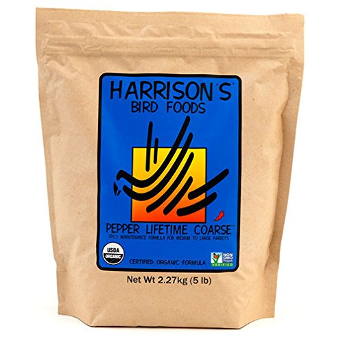 Harrison's Pepper Lifetime Coarse 5lb …