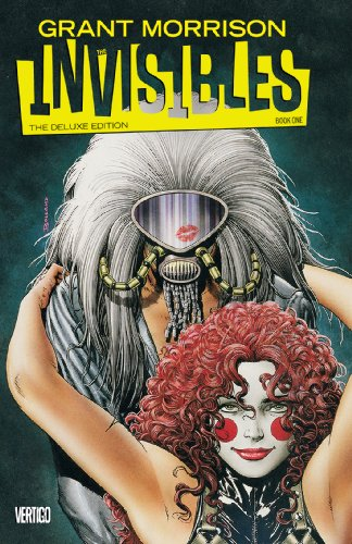 The Invisibles Log One Deluxe Edition