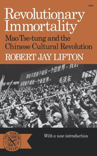 Revolutionary Immortality: Mao Tse-tung and the Chinese Cultural Revolution (Norton Library (Paperback))