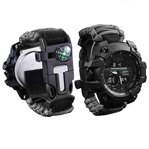 wejie Survival Bracelet Watch