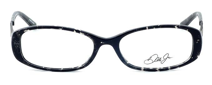 e8969e25f1 Amazon.com  Dale Earnhardt Jr. 6715 Onyx Eyeglass Collection   Demo Lens   Clothing