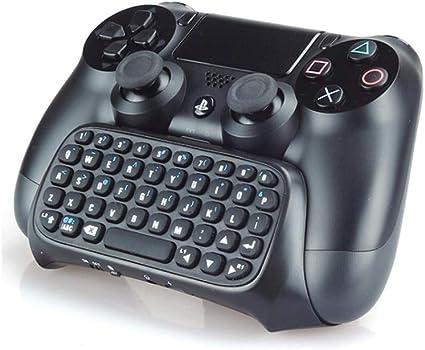PS4 Teclado Controlador - Playstation 4 PS4 Bluetooth Wireless ...