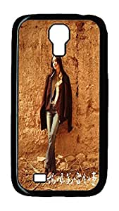 Samsung Galaxy S4 Case,Customize Ultra Slim A Sentimental Thing Hard Plastic PC Blcak Case Bumper Cover for S4