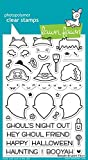 Lawn Fawn Clear Stamps - LF932 Booyah
