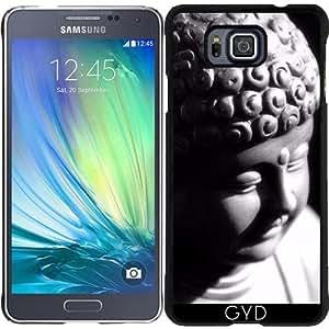 Funda para Samsung Galaxy Alpha - El Pequeño Buda by Brian Raggatt