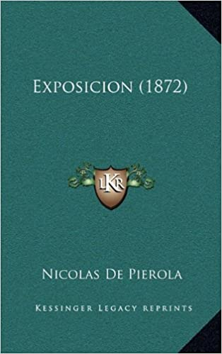 Descarga de libros electrónicos Exposicion (1872) PDF