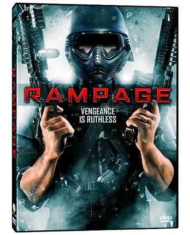 Amazon Com Rampage Brendan Fletcher Shaun Sipos Robert Clarke