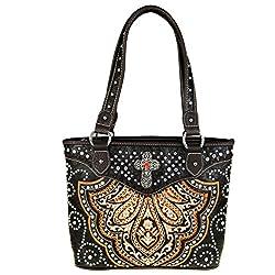 Cross Spiritual Western Handbag