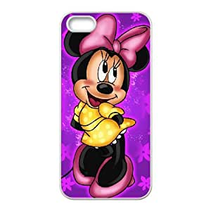 how to draw minnie mouse iPhone 5 5s Cell Phone Case White JN774583