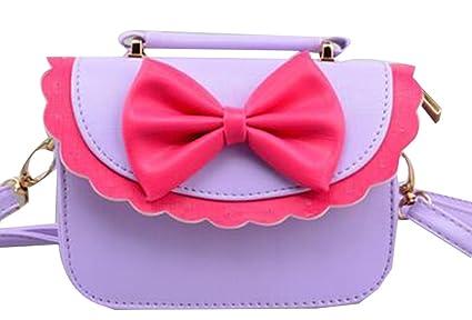 d198c7faa7 Bella borsa per bambine, borsa a tracolla per ragazze, borsa a tracolla per  ragazze Fashion [G]: Amazon.it: Prima infanzia