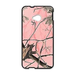 Beautiful Scenery Black HTC M7 case