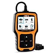 #LightningDeal ANCEL AD410 Enhanced OBD II Vehicle Code Reader Automotive OBD2 Scanner Auto Check Engine Light Scan Tool