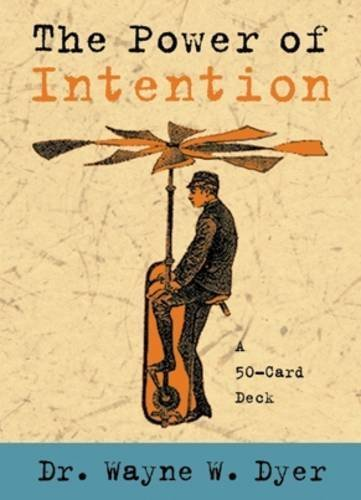 The Power of Intention Cards by Dr. Wayne W. Dyer (2004-08-01)