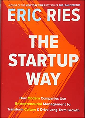 Cover of The Startup Way