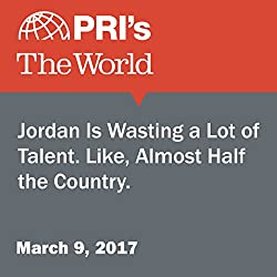 Jordan Is Wasting a Lot of Talent. Like, Almost Half the Country.