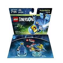 Warner Bros Lego Dimensions Lego Movie Benny Fun Pack - LEGO Movie Benny Fun Pack Edition