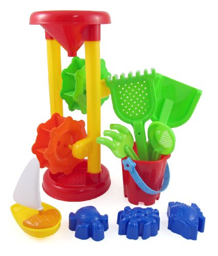 Beach Sand Toys For Kids : Amazon badger basket covered convertible cedar