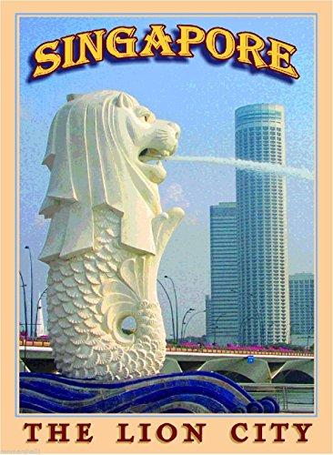 Review Singapore The Lion City