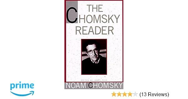 The Chomsky Reader: Noam Chomsky: 9780394751733: Amazon com