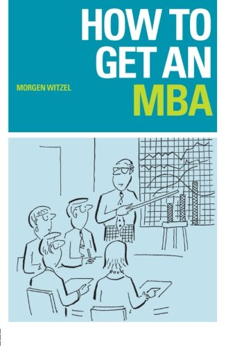 How to Get an MBA