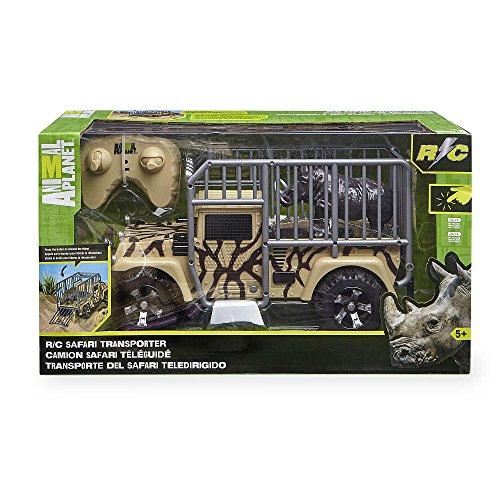 Animal Planet Remote Control Safari Transporter Set (Transporter Set)