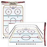 Fox 40 SmartCoach Pro Clipboard Coaching Board - Ice Hockey