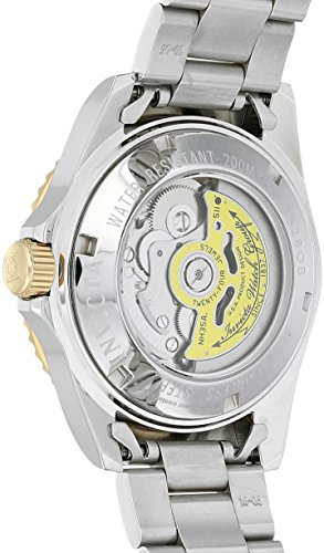 Large Product Image of Invicta Men's 8928OB Pro Diver Gold Stainless Steel Two-Tone Automatic Watch
