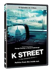 K Street - The Complete Series