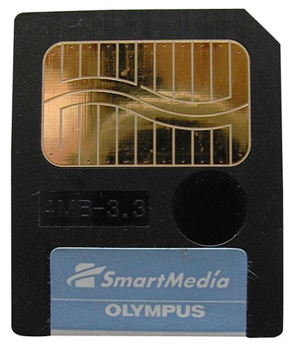 Olympus 16 MB SmartMedia Card