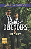 Homefront Defenders (Secret Service Agents) by  Lisa Phillips in stock, buy online here