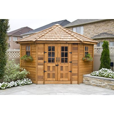Outdoor-Living-Today-PEN99-Penthouse-9-x-9-ft-Garden-Shed