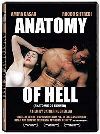 Anatomy Of Hell Anatomie De Lenfer Amazon Amira Casar Rocco