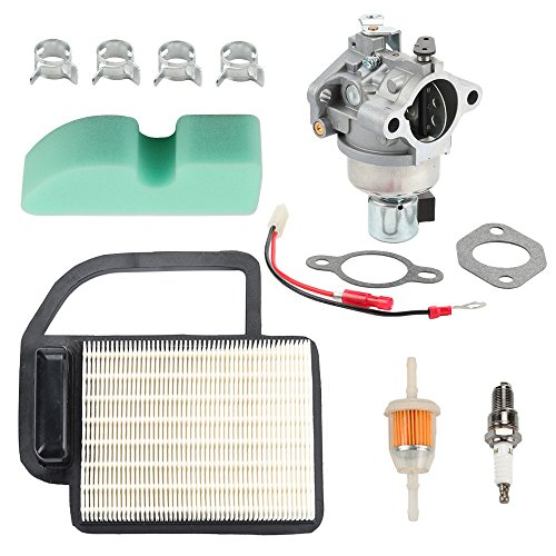 Harbot Caburetor + Air Filter+Fuel Filter+Spark Plug for MTD Cub Cadet LH4600H LT1045 LT1042 LTX1042 LTX1045 i1046 RZT42 Toro 74363 74360 74380 Z4200 Lawn Tractor (Spark Plug For Cub Cadet Lawn Mower)