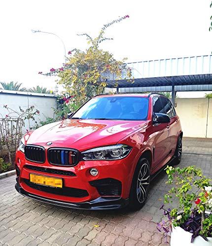 Amazon com: for BMW F85 X5M F86 X6M 3D Style Carbon Fiber