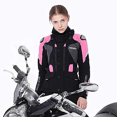 Traje de Carreras de Motos para Mujeres, Chaqueta Deportiva ...