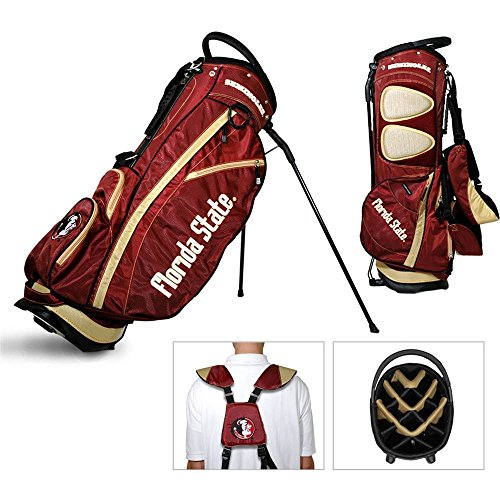 Florida State Golf Bag - NCAA Florida State Seminoles Fairway Golf Stand Bag