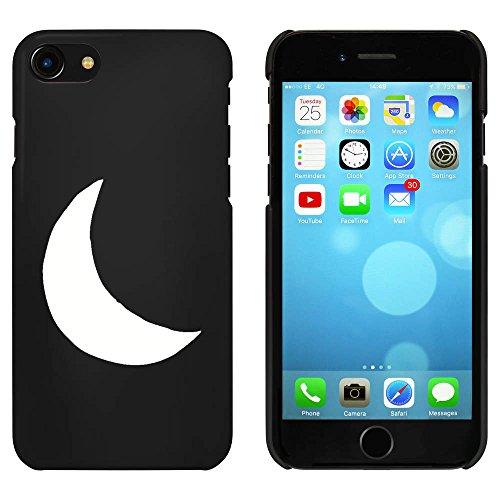 Noir 'Croissant de Lune' étui / housse pour iPhone 7 (MC00066041)