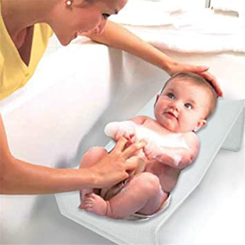 Lvbeis BebÉ Asiento Baño Seguridad Antideslizante Bañera Hamaca ...