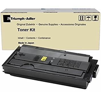 Triumph-Adler 623010015 Black Toner for TA 3060 I: Amazon co uk
