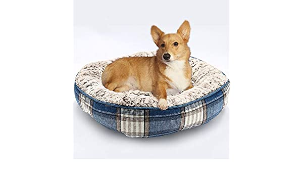 DOGO Las Camas de Perro Mascota de algodón Suave y Transpirable ...