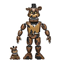 Five Nights at Freddy's Nightmare Freddy 5 inch Articulated Action Figure